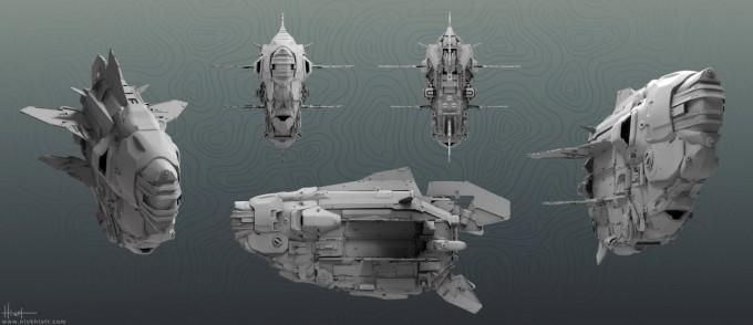 Nicholas_Hiatt_Concept_Painting_Nano_Submarine_02