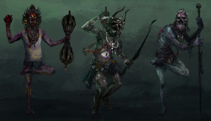 Far_Cry_4_Concept_Art_Kay_Huang_fcc_character-concept-line-up_01