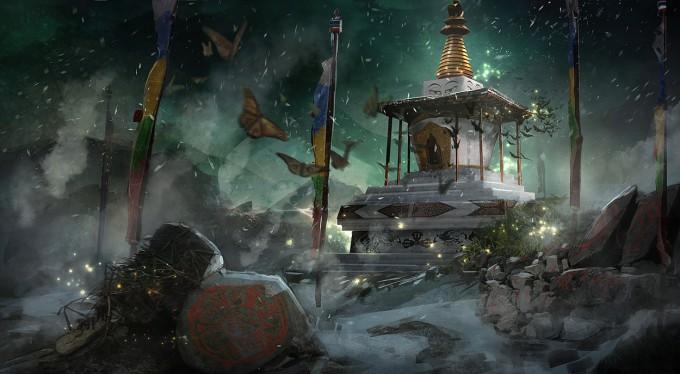 Far_Cry_4_Concept_Art_Kay_Huang_stupa_negday_clean_rev03