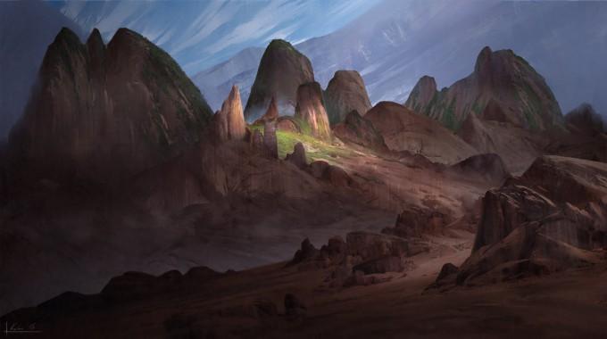 Kalen_Chock_Concept_Art_canyon