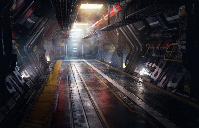Elijah_McNeal_Concept_Art_Design_18_Sci_fi_Corridor
