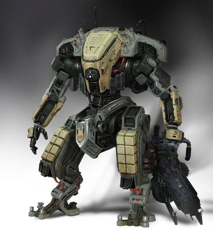 Titanfall 2 Concept Art t3
