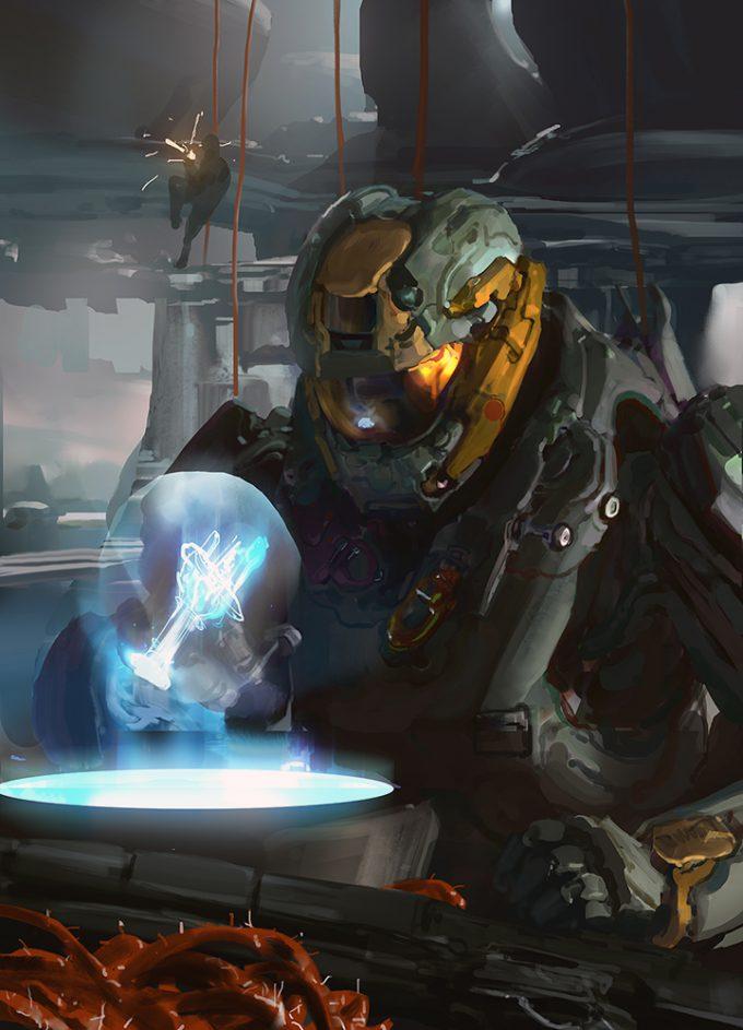 Halo 5 Guardians Concept Art Daniel Chavez 01