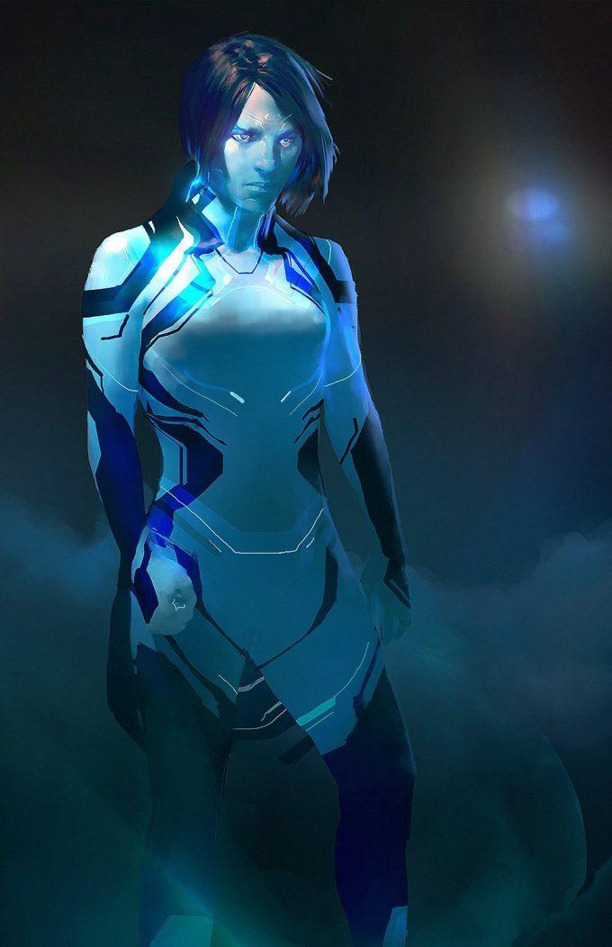 Halo 5 Guardians Concept Art Daniel Chavez 3
