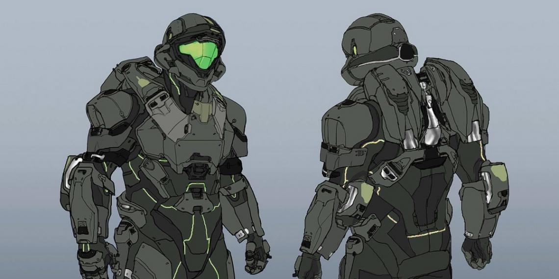 Halo 5 Guardians Concept Art DC M01