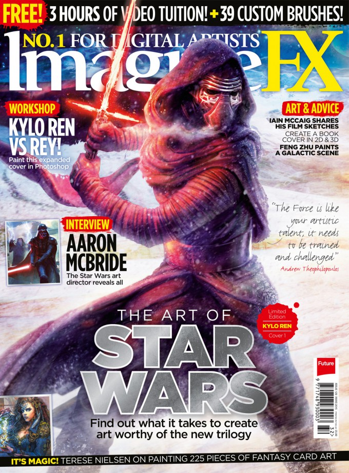 Andrew_Theophilopoulos_Star_Wars_ImagineFX_Cover_01