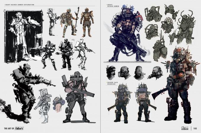 Art_of_Fallout_4_185_raider_armor_concept_art