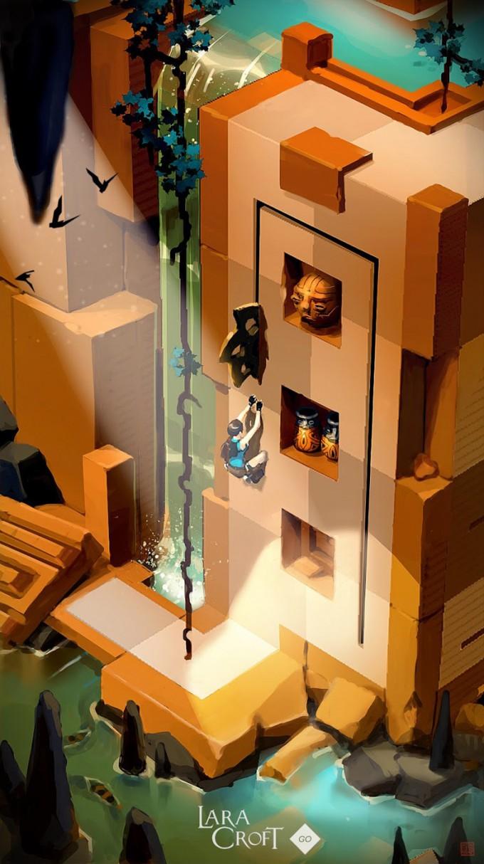 Lara_Croft_GO_Concept_Art_TD02