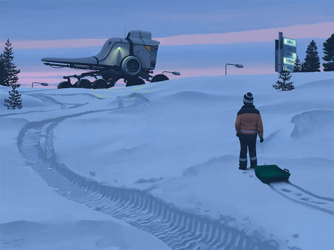 Tales_from_the_Loop_Simon_Stalenhag_lodjur