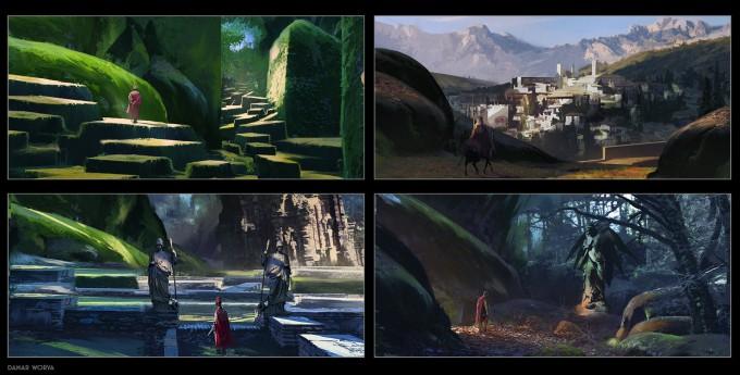 Danar_Worya_Concept_Art_Illustration_rome-4concepts