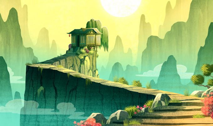 Nate_Wragg_Concept_Art_Kung_Fu_Panda_Viper_House