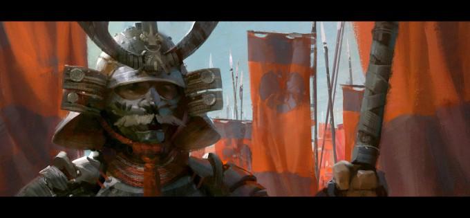 Samurai_Concept_Art_Illustration_01_Mitchell_Mohrhauser