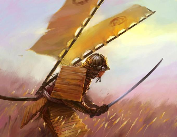 Samurai_Concept_Art_Illustration_01_Slawomir Maniak