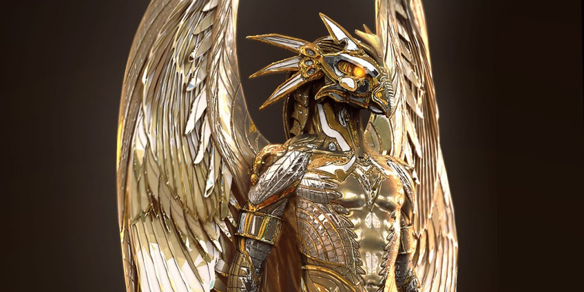 Gods of Egypt Concept Art by Jared Krichevsky | Concept Art World