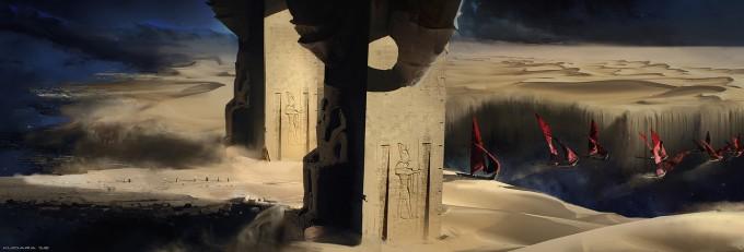 Gods_of_Egypt_Concept_Art_MK_03_land-of-the-dead