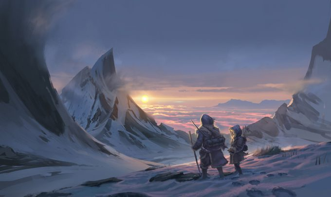 Jeremy_Fenske_Concept_Art_Illustration_snowmountainpeak_wide