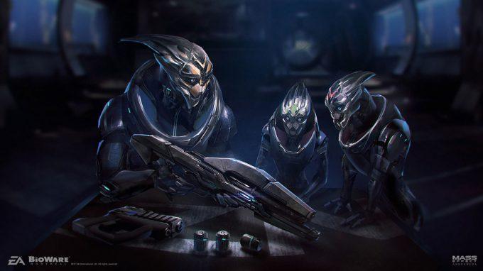 Mass Effect Andromeda concept art ben lo mec week05 char