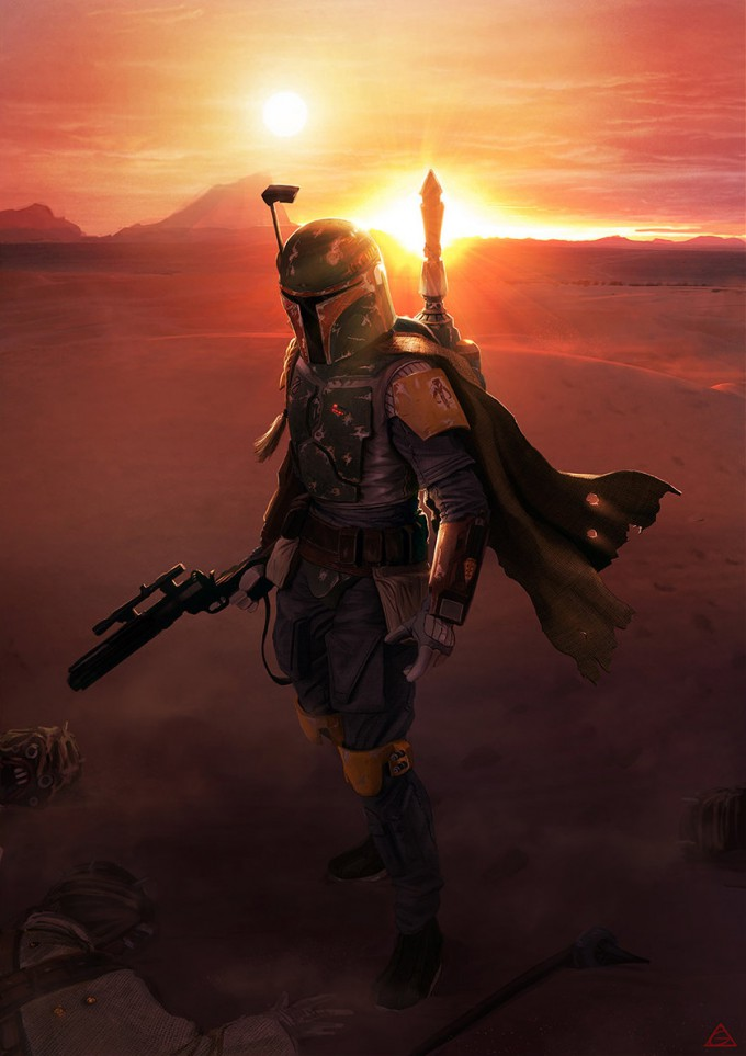 Star_Wars_Art_Concept_Illustration_02_Gary_Jamroz_Boba_Fett