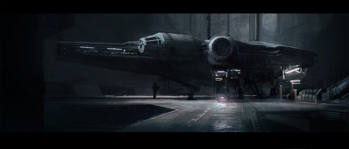 Star_Wars_Art_Concept_Illustration_02_Levente_Peterffy_Millennium_Falcon
