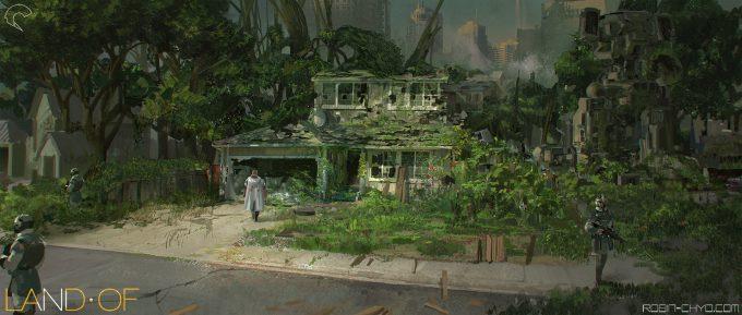 robin chyo concept art land of homesweethome