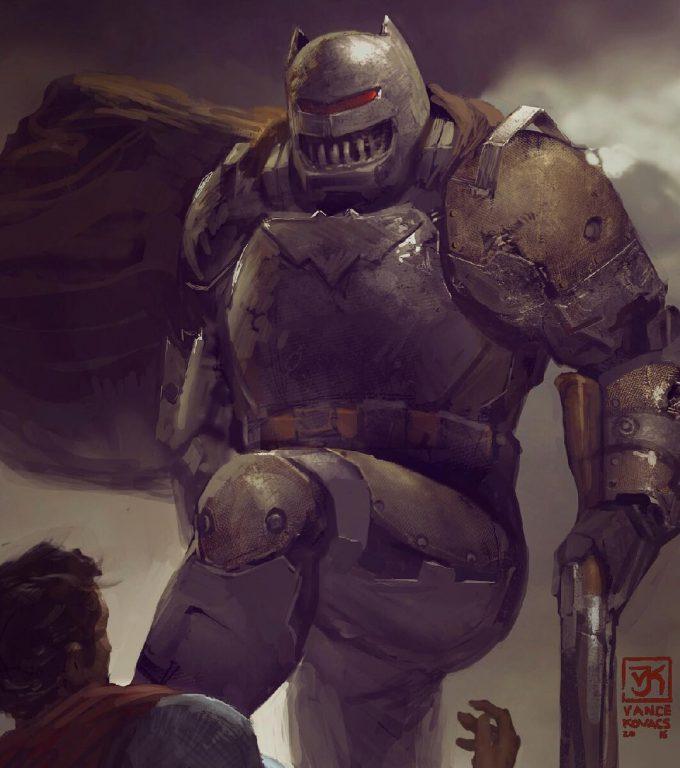 Liga da Justiça de Zack Snyder Cut; Batman Vs Superman;