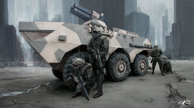 Gilles_Ketting_Concept_Art_02_DPD_Military_Police