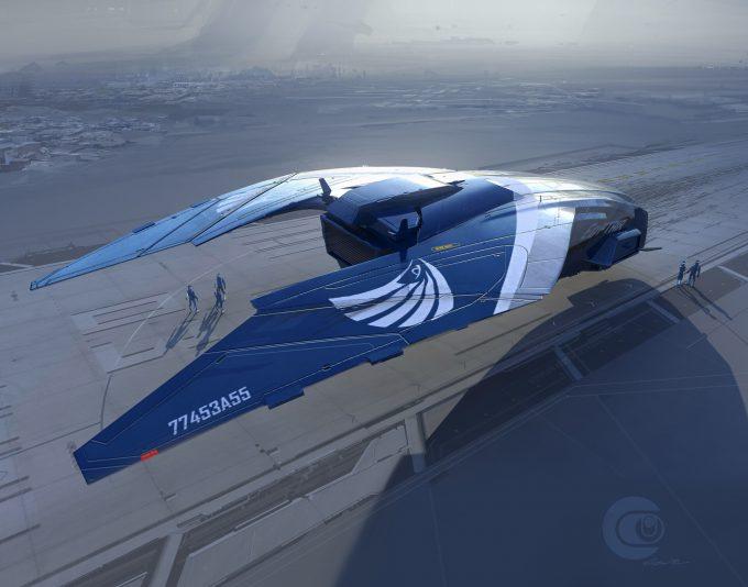 colie wertz concept art egyptair ship 01