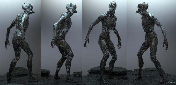jerad marantz character concept art doctor strange 01