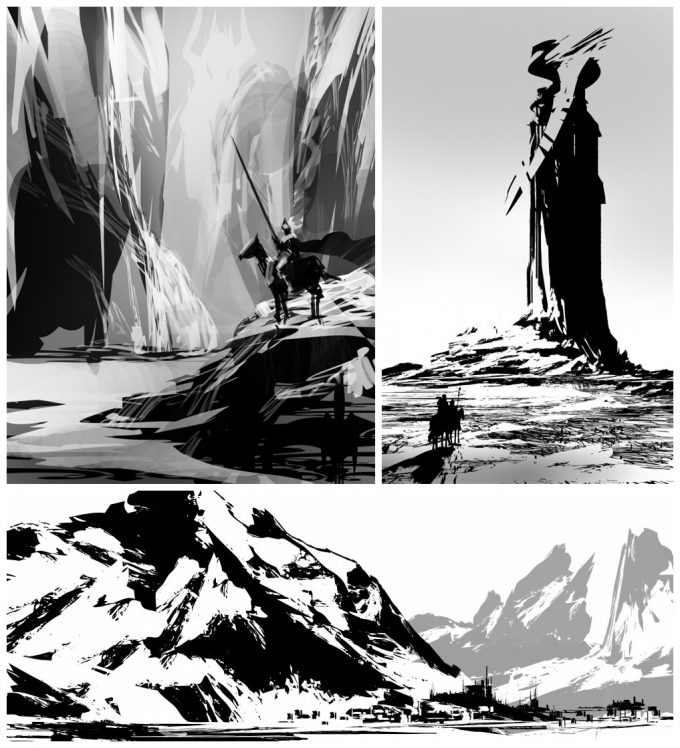 Dzu_Nguyen_Concept_Art_16_Sketches