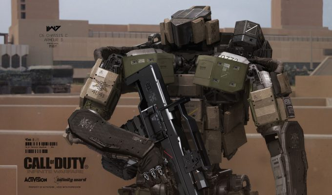 Call of Duty Infinite Warfare Concept Art Aaron Beck C6 02