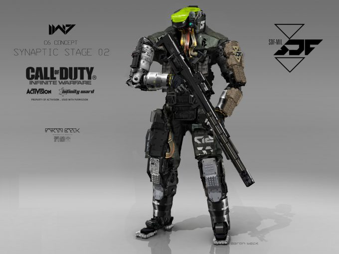 Call of Duty Infinite Warfare Concept Art Aaron Beck C6 synaptic stage02 01
