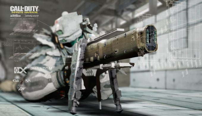 Call of Duty Infinite Warfare Concept Art Aaron Beck Phantom image 01