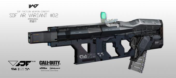 Call of Duty Infinite Warfare Concept Art Aaron Beck SDF AR B 01
