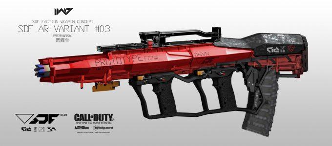 Call of Duty Infinite Warfare Concept Art Aaron Beck SDF AR C 01