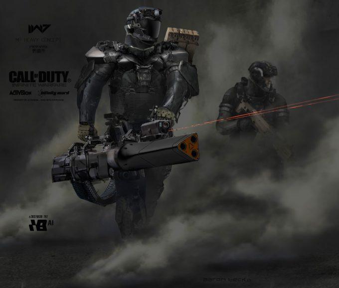 Call of Duty Infinite Warfare Concept Art Aaron Beck merc E 01
