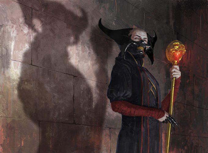 Igor Kieryluk Art Illustration 403329 imperious priest