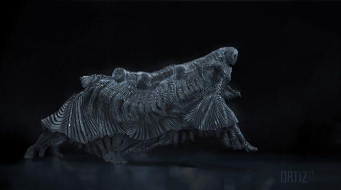 Marvel Doctor Strange Concept Art Karla Ortiz motion