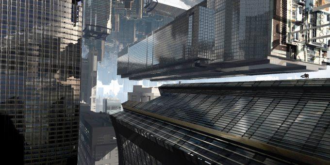 Marvel Doctor Strange Pre Production Concept Art OP 09 Checkmate