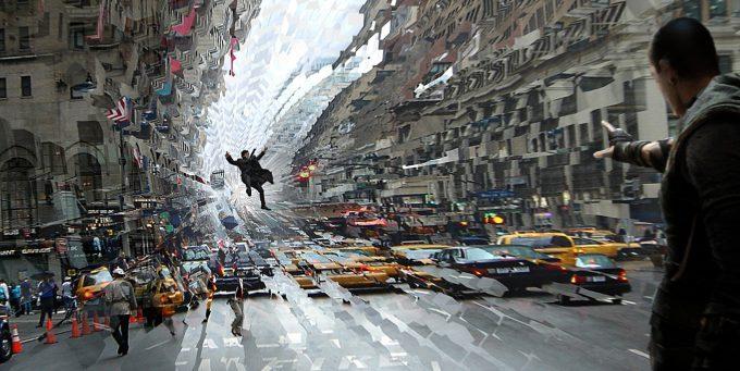 Marvel Doctor Strange Pre Production Concept Art OP 10 force unleashed