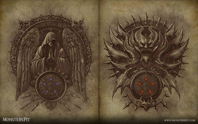 Monsters_Pit_Ccreative_Studio_Castlevania-I-Designs-02