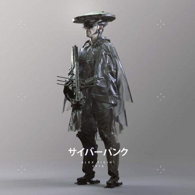 Alex Figini Character Design 2019 01