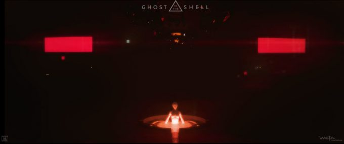 Ghost in the Shell concept art Andrew Baker Shelling reveal 01