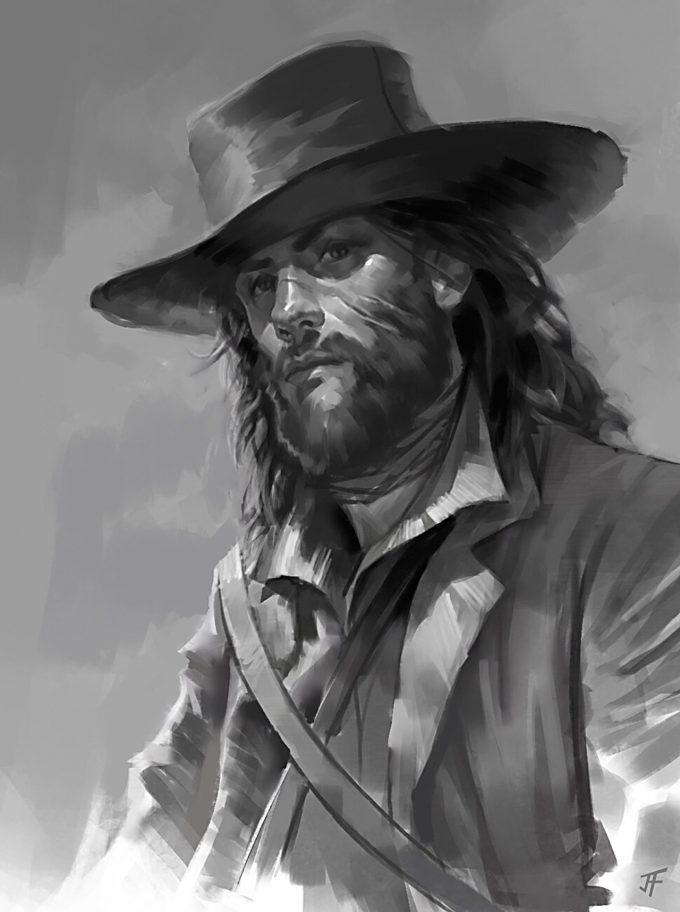 cowboy-western-concept-art-illustration-01-jeremy-fenske-cowboy