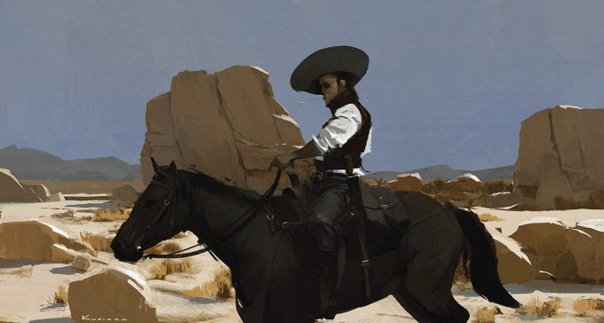 cowboy-western-concept-art-illustration-01-maciej-kuciara-cowboy