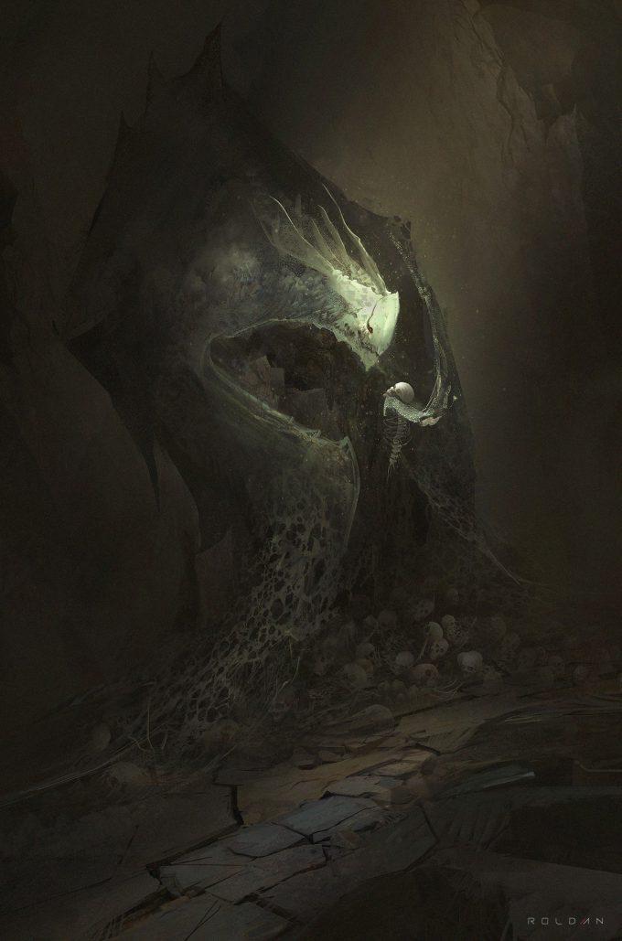 juan pablo roldan concept art dragon 05
