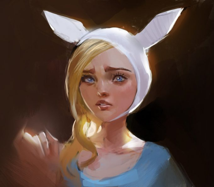 Ahmed-Aldoori-concept-art-illustratoin-bunny
