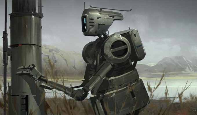 Star-Wars-Rogue-One-Concept-Art-Matt-Allsopp-04-Droid