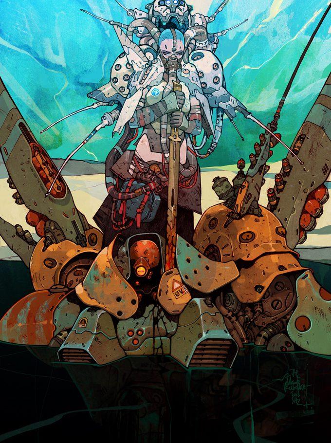 jakub rebelka dead robot