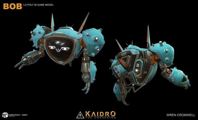 KAIDRO_Bob_Color_Render