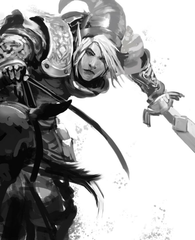 Legend-of-Zelda-Link-Fan-Art-Concept-Illustration-01-Kekai-Kotaki